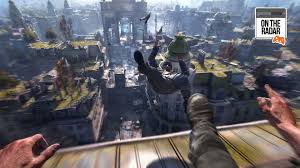 Dying Light Amazon Uk Techland Confirms The Grappling Hook Is Back For Dying Light