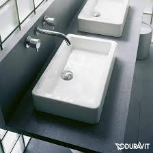 duravit vero countertop washbasin white
