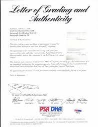 Lot Detail 1933 Tris Speaker Signed Resignation Letter With Loa