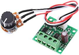 <b>Low Voltage DC 1.8 V</b> to 15 V 2 A Mini PWM Motor Speed Controller ...