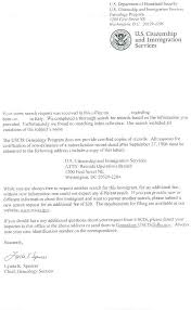 Cover Letter Uscis Cover Letter I Cover Letter Uscis Sample