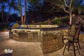 outdoor kitchen lighting. Cooking And Grilling Outside Is A Summertime Staple Now That Football Season Here You Might Fire Up The Grill For Some Burgers Brats Game Outdoor Kitchen Lighting S