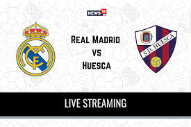 Real Madrid vs Huesca Live Streaming ...