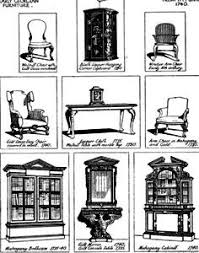 chairs 40s style and furniture on pinterest antique chair styles furniture e2