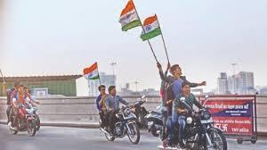 Patriotism: A vote-catcher