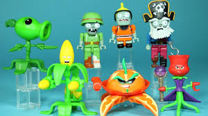 k nex plants vs zombies garden warfare 2