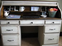 i have an antique lift top desk i may finish to match refinished side table