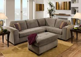 American Contemporary Furniture Contemporary Sectional Sofa With Corner Construction 1230 By