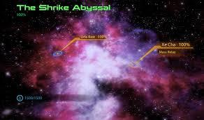 Mass Effect Star Chart The Shrike Abyssal Mass Effect Wiki Fandom