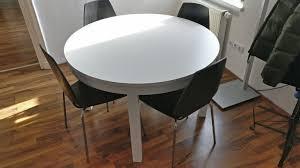 Gebraucht Ikea Runder Tisch Ausz In 86159 And Wohndesign Ideen