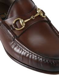 ikrix gucci loafers slippers 1953 horsebit leather loafers