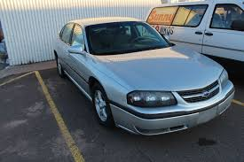 2003 Chevy Impala LS – For Sale | The MAJOR's Notes