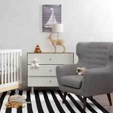 scandinavian nursery furniture. oeuf classic crib and merlin dresser from zanuicomau scandinavian nursery furniture