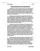 the ontological argument critique a level religious studies  explain the ontological argument from anselm and descartes