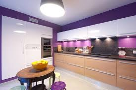 kitchen paintPurple Kitchen Paint  thesouvlakihousecom