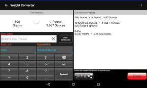 Kitchen Calculator Converter Android Apps On Google Play