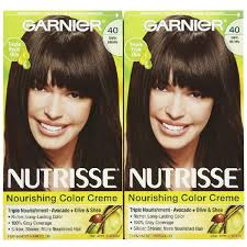 Garnier Nutrisse Level 3 Permanent Hair