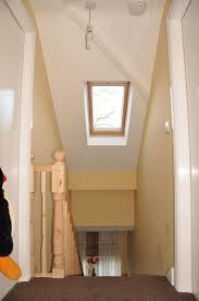 natural lighting futura lofts. stairwell to loft conversion with velux adding natural light lighting futura lofts u