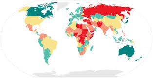 Global Indices Live Charts Global Peace Index Wikipedia
