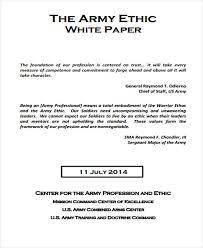 White Paper Format 36 White Paper Examples Free Premium Templates