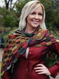 Angelia Smith Robinson, Designer - Jill Wolcott Knits