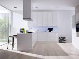 Homebase Kitchen Furniture Elesgo Supergloss Extra Sensitive Arctic White Laminate Flooring