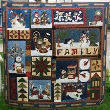 26 best Block of the month images on Pinterest   Appliques ... & Snowman Family Reunion Bom By Prairieland Quilts , Block Of The Month    Quilterswarehouse Adamdwight.com