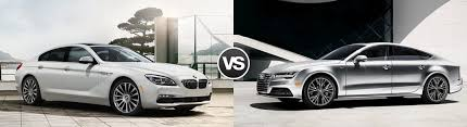 2018 audi vs bmw. beautiful 2018 2018 bmw 6 series vs audi a7 with audi bmw