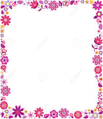 Small Picture Colorful Page Borders And Frames