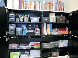 office supply storage ideas. Beautiful Supply Excellent Office Supply Storage In Closet  And Office Supply Storage Ideas Y
