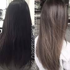 Dying Black Hair To Light Ash Brown Pinterest Maximeellis Ash Hair Color Ash Brown Hair