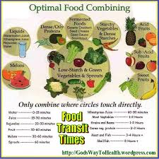 Correct Food Combining Chart Food Combining Chart Gwth Mission Venture Ministries