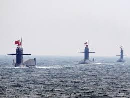英媒:與美關係緊張中國將派遣核潛艇到太平洋