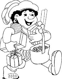 Sinterklaas Abc Webart