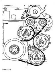 2001 volkswagen jetta need diagram for replacing a serpinti the vr6 is a 2 8l not 2 0l and diagram is below of serpentine belt for the vr6