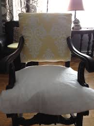Armchair Upholstery Damask Pattern Upholstered Armchair The Queen Bee Chair The