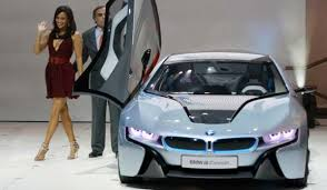 bmw i8 in mission impossible 4. Unique Bmw BMW With Mission Impossible 4 I8 Concept Hybrid Electric Intended Bmw I8 In 4