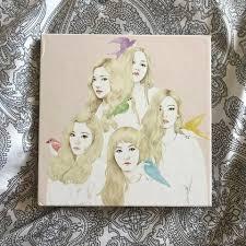 Red Velvet Ice Cream Cake Album No Photocard Please Me Depop
