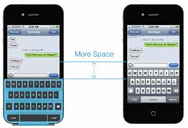 New Design for iPhone 5 Keyboard
