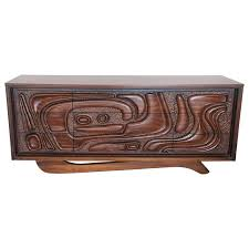 cadenza furniture. witco oceanic sculptural credenza in the style of philip lloyd powell cadenza furniture n