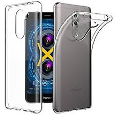 huawei cover. chevron huawei honor 6x back cover case [transparent] c