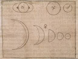 write science a collaborative project to practice the craft of galileo s planet sketches while not showing the detail of his lunar observations were no