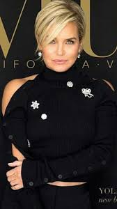 Yolanda Foster Hairstyle yolanda hadid social divas of our times pinterest short 3545 by wearticles.com