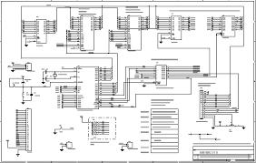 schematic info 8051 single board computer wiring schematic