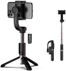 Selfie Stick Tripod Bluetooth,MOMAX Anti-Shake ... - Amazon.com