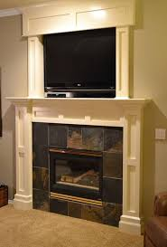 change out the fireplace surround altogether