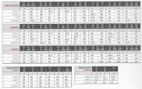 Girls Ski Size Chart Karbon Sizing Chart Jay Me Ski Depot