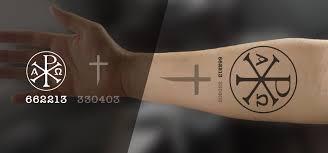 The Symbolism In My Tattoo Randall J Greene Blog