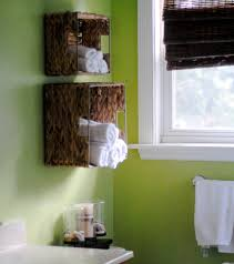 Kitchen Towel Storage Diy Bathroom Towel Storage In Under 5 Minutes Making Lemonade