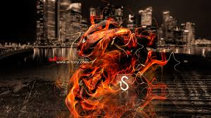 ducati 999 fire city style